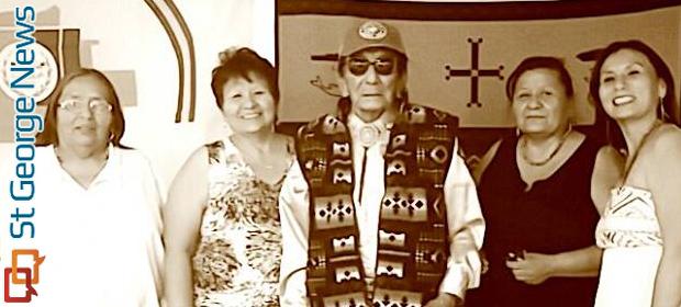 Navajo Code talker honored
